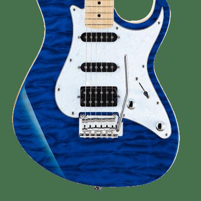 Cort G250DX Trans Blue