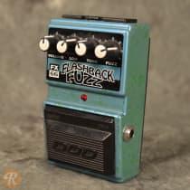 DOD FX66 Flashback Fuzz 1990s Blue image