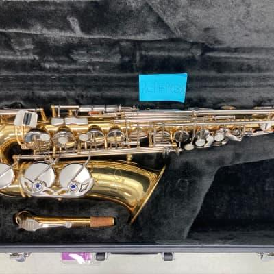 Jupiter CAS-70 Alto Saxophone (REF# 9038)
