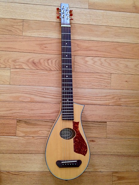 Vagabond Travel Guitar Reverb