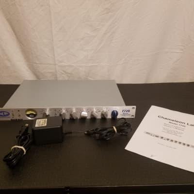 Stereo Level Loc Compressor Clone | Reverb