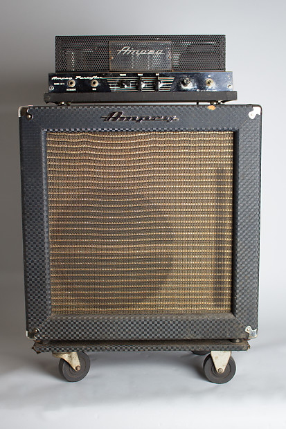 How to Date Ampeg Amplifiers