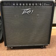 Peavey Classic 100 Amp 1975(series A)  Service Center Reburb for sale