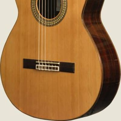 Camps M-6-C Hand built Classic Guitar Incl. Gigbag 2020 Natural for sale
