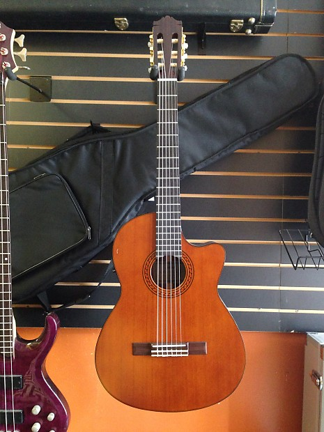 yamaha cg 150cce acoustic electric classical guitar reverb. Black Bedroom Furniture Sets. Home Design Ideas