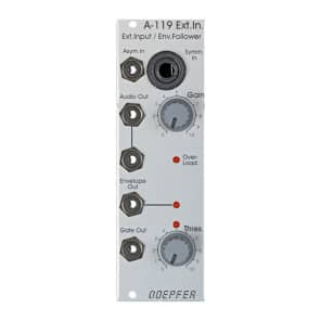 Doepfer A-119 Ext.In External Input / Envelope Follower