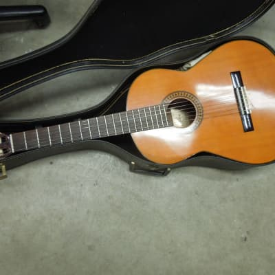 Conn C-11  Natural Vintage Acoustic for sale