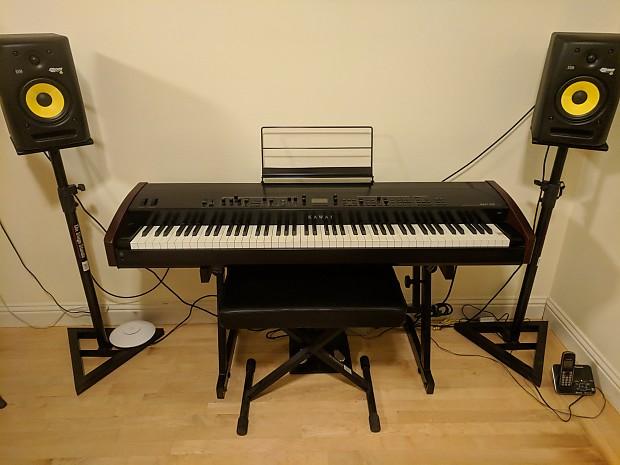 Kawai Glass Piano