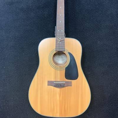 Fender DG-10 12 12 String 2000's Natural for sale