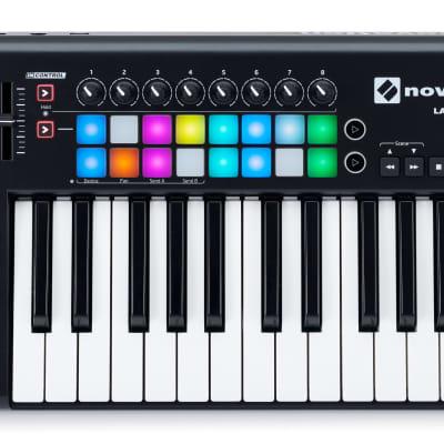 Novation Launchkey 25 MkII 25-Key USB MIDI Controller