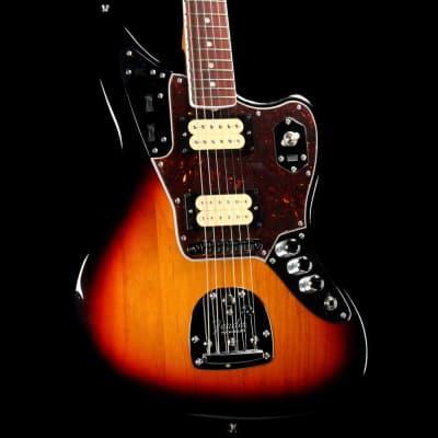 Fender Kurt Cobain Signature Jaguar Electric Guitar 3-Tone Sunburst