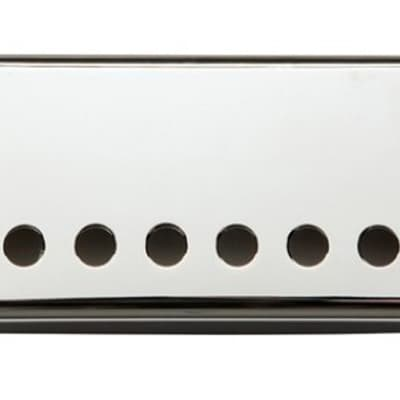 Gibson PRPC-015 Bridge Position Humbucker Cover Chrome for sale