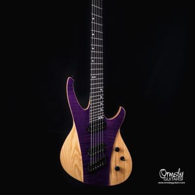 Ormsby Futura GTR 6 string 2020 Purrpull