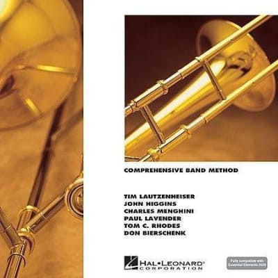 Essential Elements For Band Book 1 with EEi - Trombone