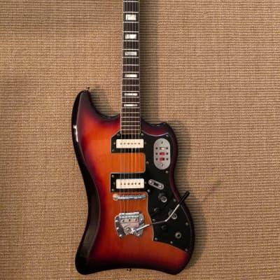Guild  1965 S-200 Thunderbird Sunburst for sale
