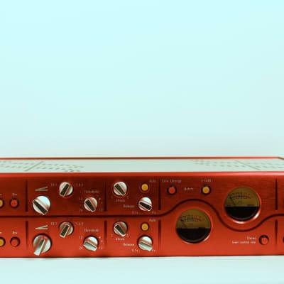 Focusrite Red 3 Dual Compressor / Limiter