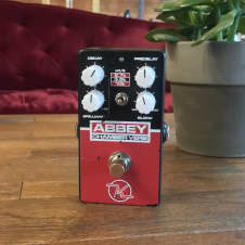 Keeley Abbey Chamber Verb pedal in good condition