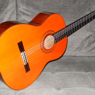 MADE IN 1979 CERVANTES CLASE 500 - GREAT RAMIREZ STYLE CLASSICAL CONCERT GUITAR for sale