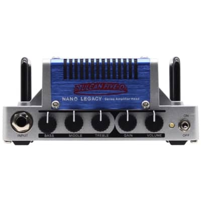 Hotone Nano Legacy Amp Vulcan Five-0 Guitar Amplifier Head for sale