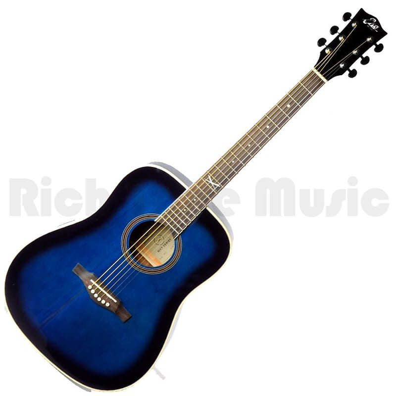 Eko NXT D Blue SBT Acoustic Guitar
