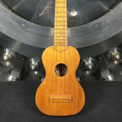 Sammo Genuine Koa Wood Ukulele w/ Original Case for sale