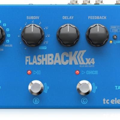 TC ELECTRONIC Flashback 2 X4 Delay & Looper