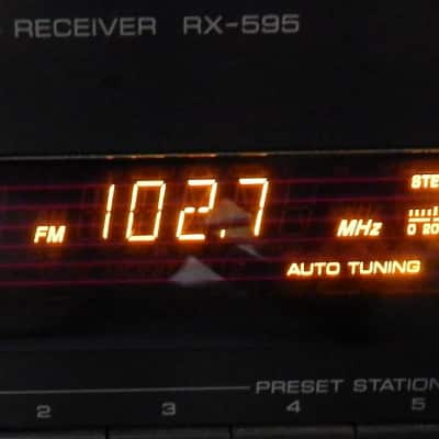 Yamaha RX-595 vintage stereo receiver