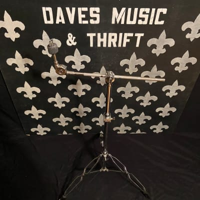 Sound Percussion Double braced boom cymbal stand-FREE shipping! Daves Music & Thrift