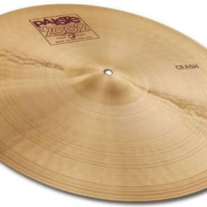 "Paiste 20"" 2002 Crash Cymbal Traditional"