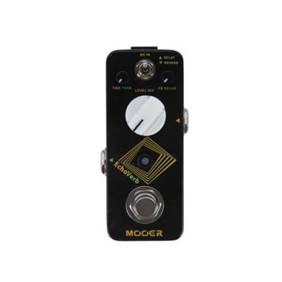 Pedal Mooer EchoVerb Microseries