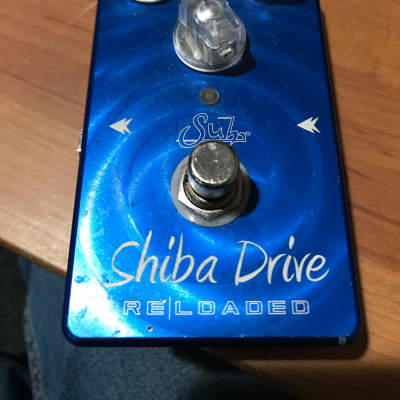 Suhr Shiba Drive Reloaded Unknown year Blue
