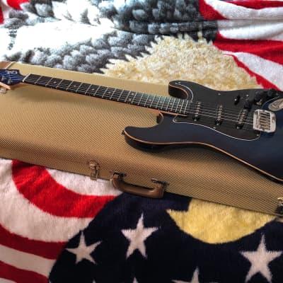 G&L S-500 Blueburst Swamp Ash Custom Built ... Beauty for sale