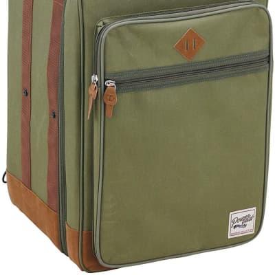 Tama Power Pad Designer Collection Cajon Bag - Moss Green, TCB01MG