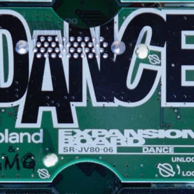 Roland SR-JV80-06 Dance Expansion Board
