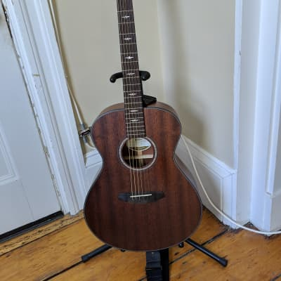 Breedlove Stage Concert All-Mahogany Acoustic-Electric Guitar for sale