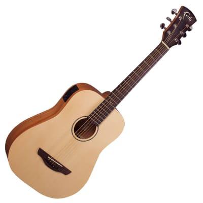 Faith FDS Nomad Mini-Saturn Electro Acoustic Guitar Satin