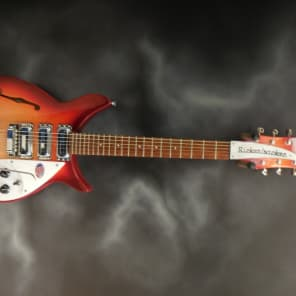 Rickenbacker 325C64 Fireglo 2016