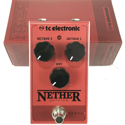 Tc Electronic Nether Octaver for sale