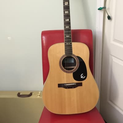 Epiphone FT-150 1970 Natural for sale