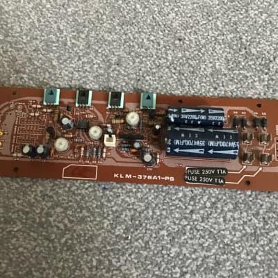 Korg Polysix power supply PCB