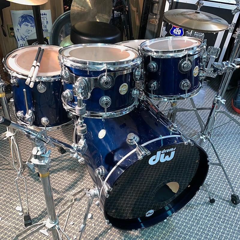 DW Drums   rocktourdatabase.com