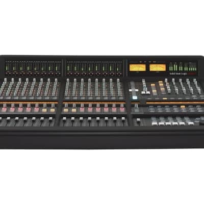 Solid State Logic Matrix 2 | 16 Channel Mixing Console & DAW Control Surface | Pro Audio LA