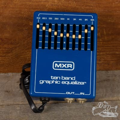Vintage MXR 10 Band Graphic EQ Pedal. for sale