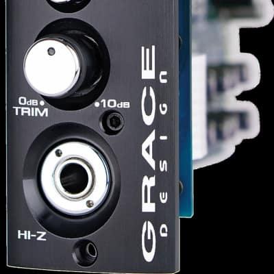 Grace Design M501 500 Series Preamp