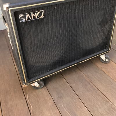 1971 Sano 1000R 2x12 100 Watts Reverb & Tremolo One Owner for sale