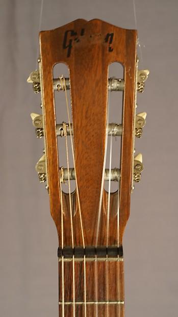 used 60 39 s gibson gut string guitar vintage no case reverb. Black Bedroom Furniture Sets. Home Design Ideas