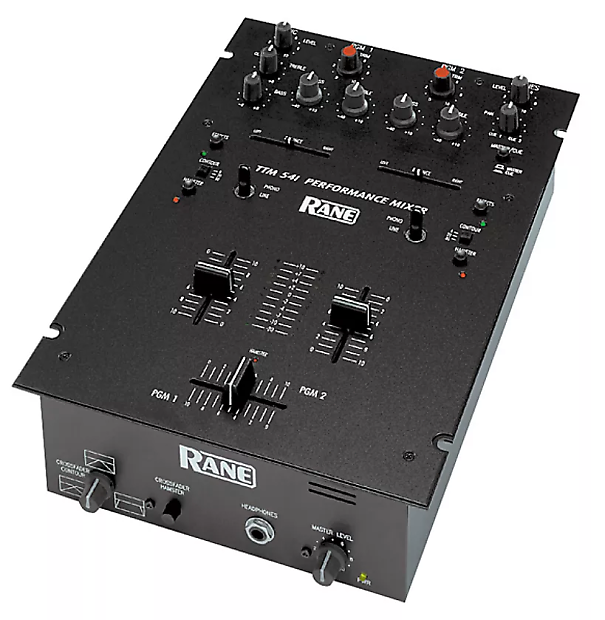 RANE TTM 54i Performance DJ Mixer Brand New