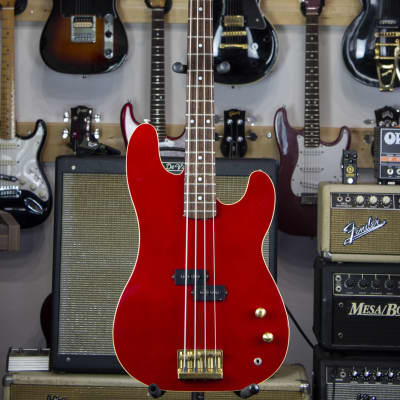 Fresher FRS PB Precision Bass 1982 Red for sale