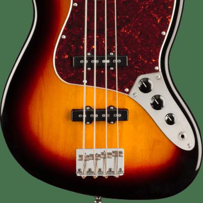 Squier Classic Vibe '60s Jazz Bass Fretless LRL Sunburst