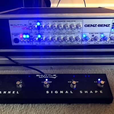 Genz Benz ShuttleMAX 12. 0 - 7lbs / Tube / up to 1200 Watts for sale